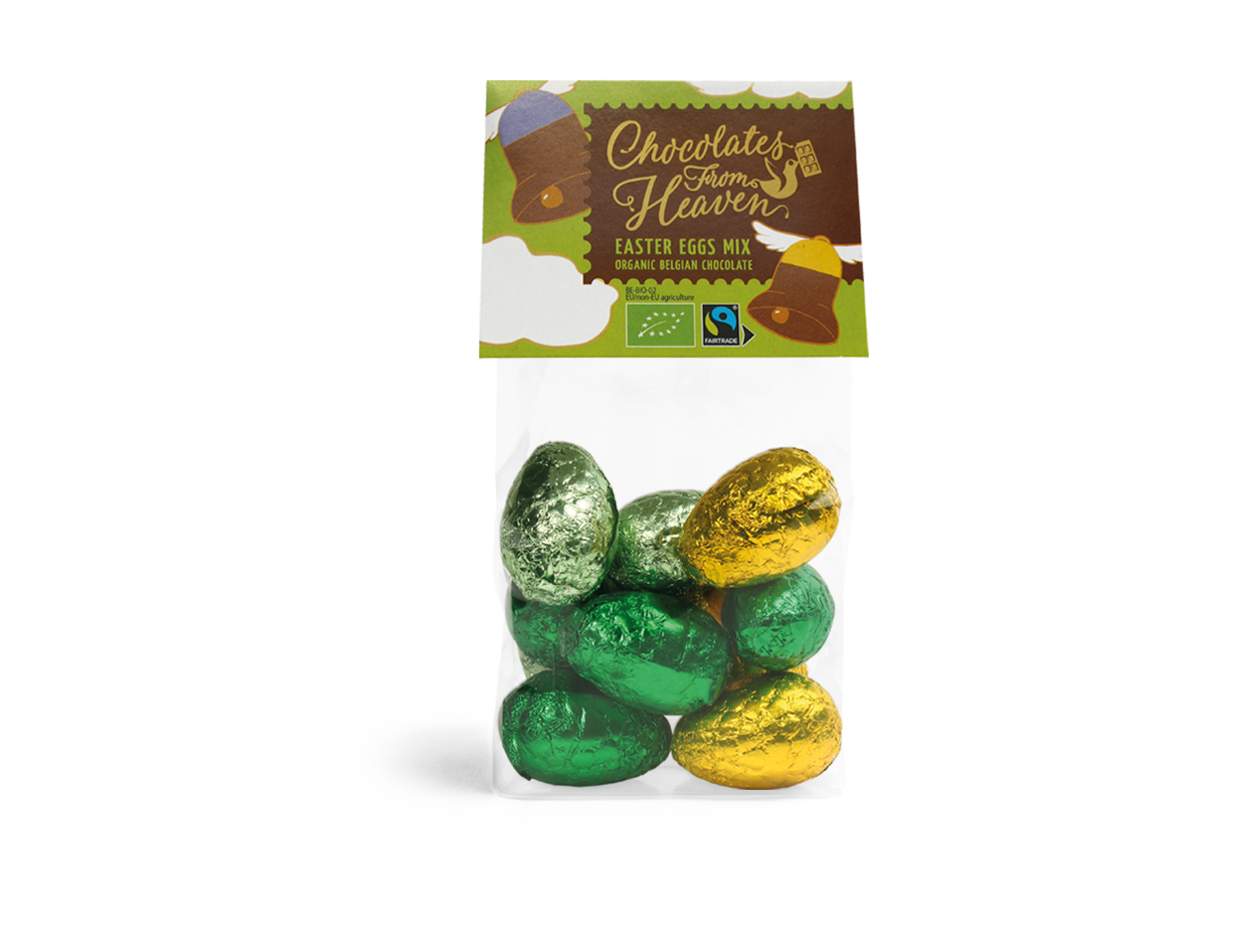 Eggs Mix - Chocolates From Heaven